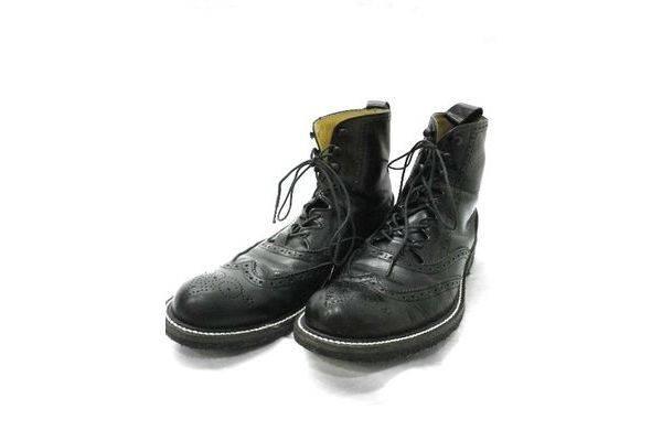 「ドライボーンズのブーツ 」