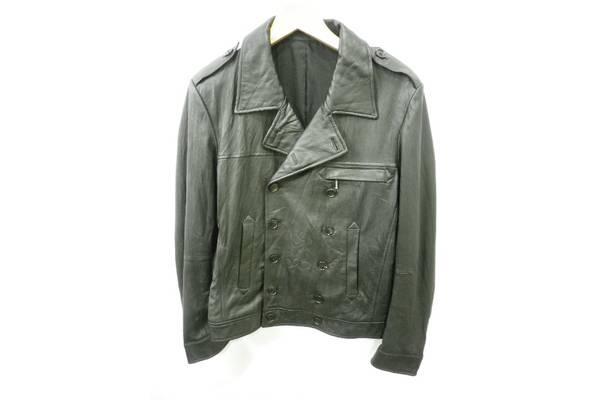「ボイスノヴァーニのレザージャケット 」