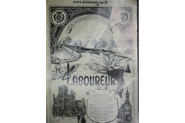 「Le LABOUREURのブランド 古着 」