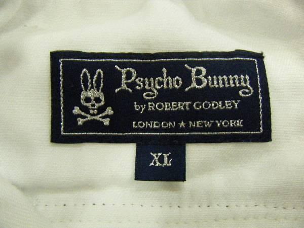 「サイコバニーのPsycho Bunny 」
