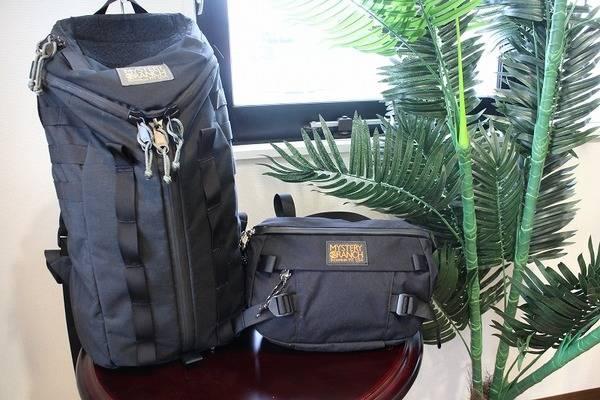 「バッグのミステリーランチ 」