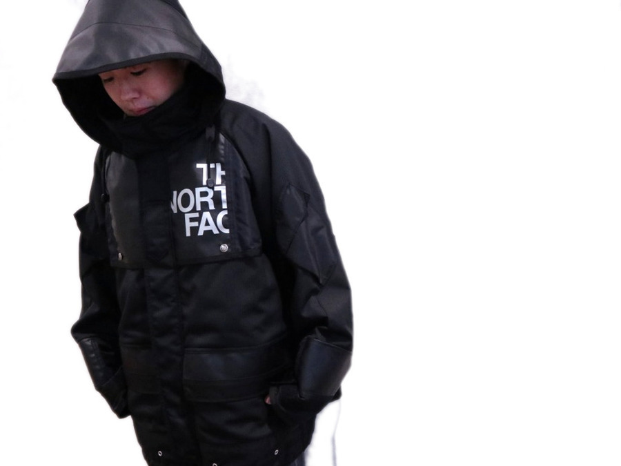 「ドメスティックブランドのJUNYA WATANABE CdG MAN×THE NORTH FACE 」