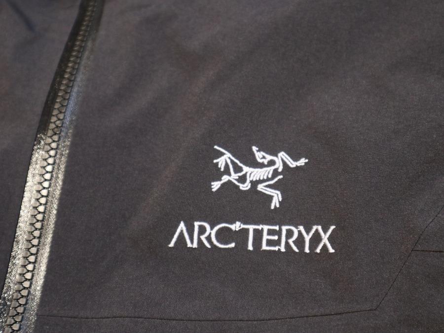 「アウトドアブランドのARCTERYX 」