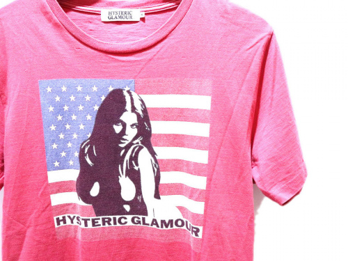 HYSTERIC GLAMOURのヒステリックグラマー