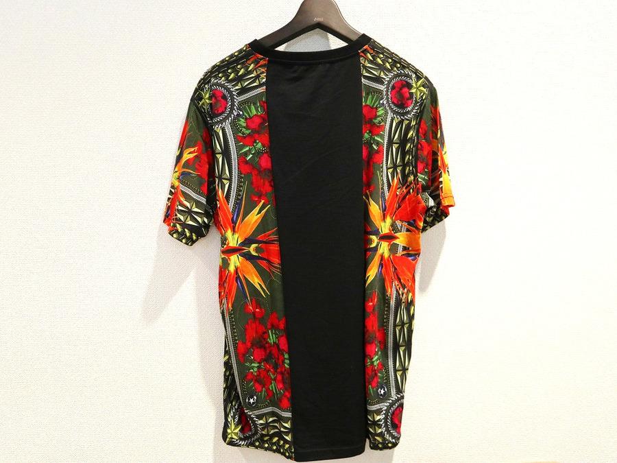 ジバンシーのMadonna Iris & Birds Of Paradise T-Shirt