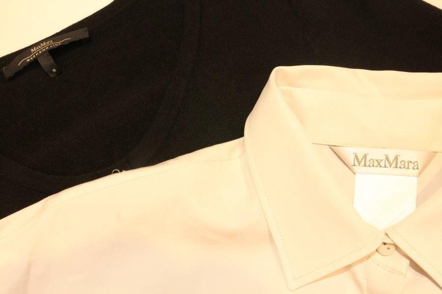Max Mara(マックスマーラ)...ワンピースとブラウスで秋の大人の装い。トレファクスタイル稲毛店。古着買取入荷情報。