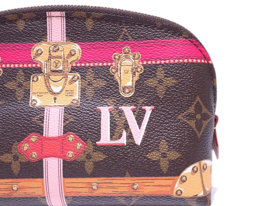 LOUIS VUITTON(ルイヴィトン)サマートランクコレクション、コスメポーチ入荷致しました。