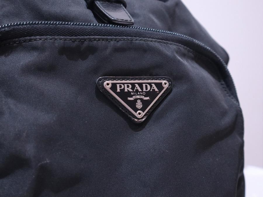 PRADA(プラダ)のナイロンリュックが入荷致しました。