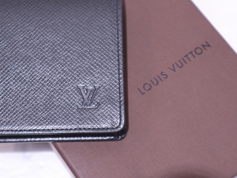 LOUIS VUITTON(ルイヴィトン)タイガの2つ折り財布が入荷!