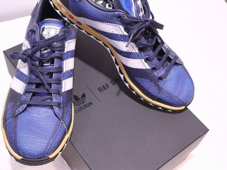 adidas×RAF SIMONS L,A, STAN(アディダス ラフシモンズ LAスタンスミス)が入荷しました。