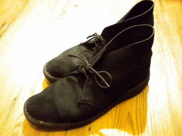 「ブーツの別注 」