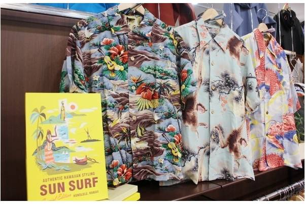 「SUN SURFのサンサーフ 」