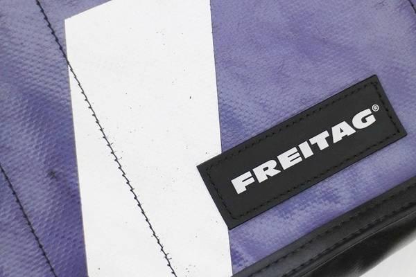 「フライターグのFREITAG 」