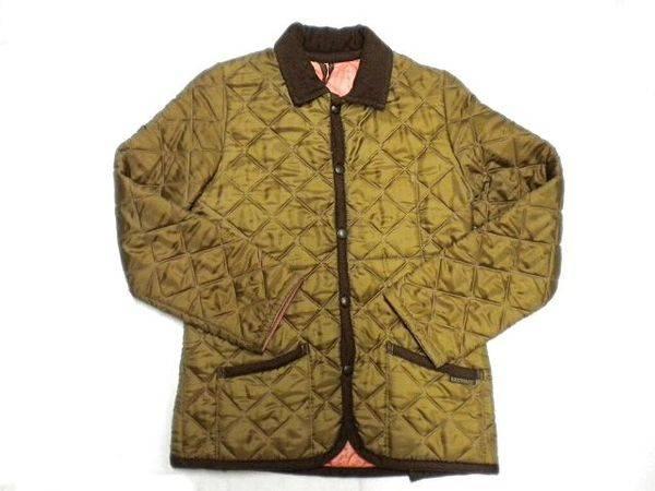 「ラベンハムのキルティングジャケット 」