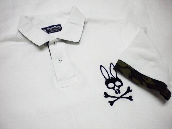 「ポロシャツのサイコバニー 」