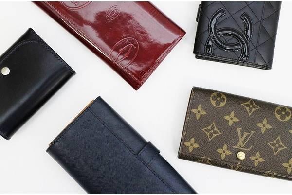 「財布のレザー 」