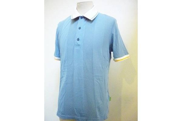 オレンジだけじゃないグリーン!HUGO BOSSのゴルフラインBOSS GREEN(ボスグリーン)のポロシャツを買取入荷いたしました!