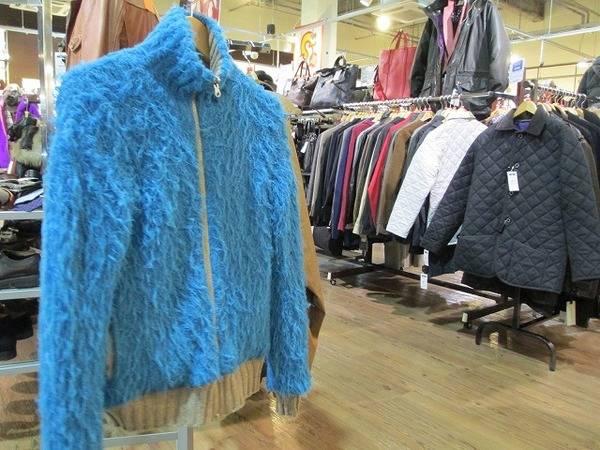 「MIDWEST」、ラフォーレ原宿「WALL」などでお取扱いのあるブランドNOZOMI ISHIGURO Haute Couture(ノゾミ イシグロ オートクチュール)よりモヘアカーディガン入荷。