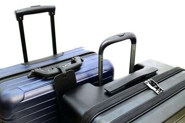 ブランドスーツケースも中古プライスで!