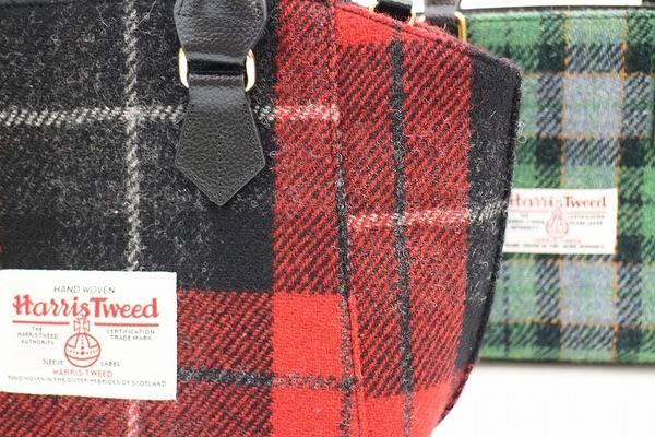 〜Samantha Thavasa×Harris Tweed〜 秋冬におすすめのバッグです♪