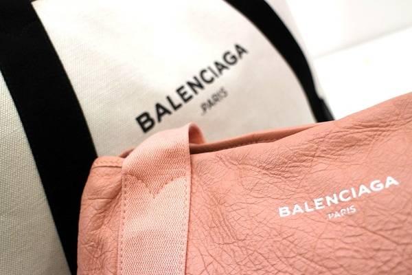 BALENCIAGA/バレンシアガ、CABAS/カバス。キャンバス・レザーの2種が入荷です。