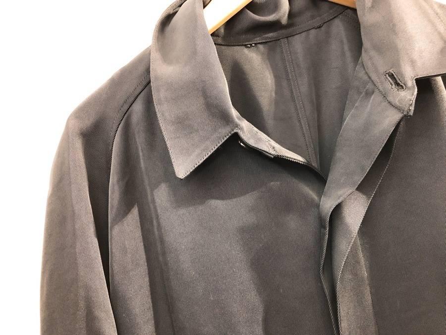 Y'S/ワイズらしさ全開!雰囲気抜群のステンカラーコートのご紹介です!