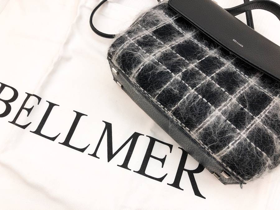 BELLMER/ベルメールより今の気分にぴったりなツイードショルダーバッグ入荷!