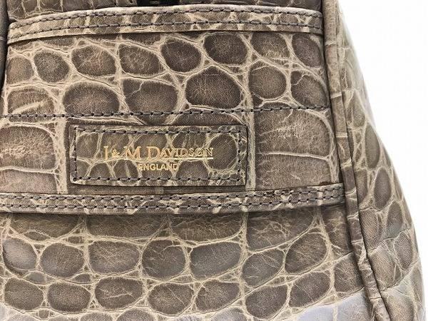 大人の女性から高支持を集めるブランド、『J&M DAVIDSON /ジェイアンドエム デヴィッドソン』入荷致しました!