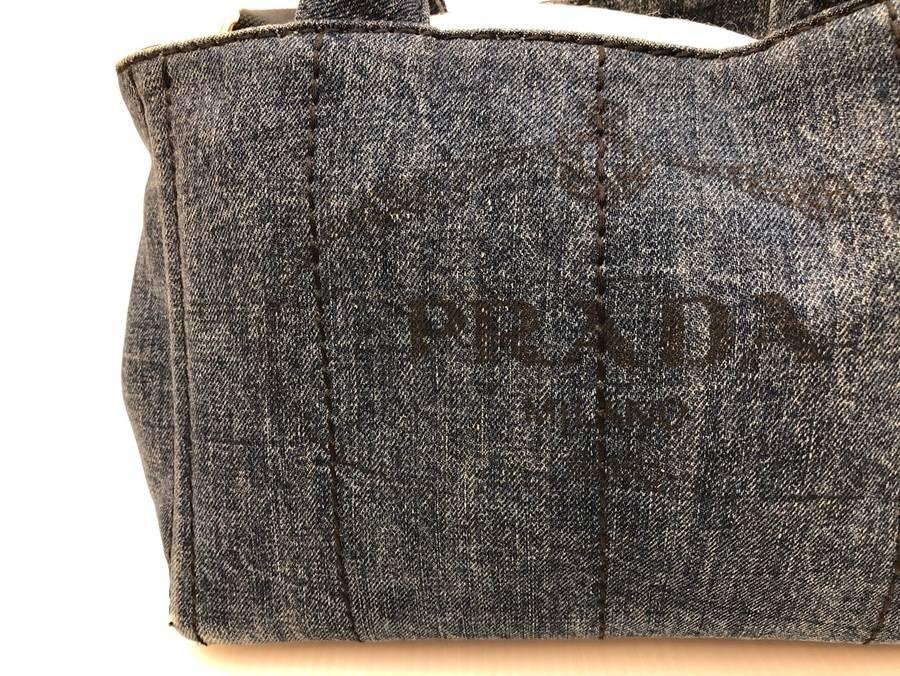 PRADA/プラダより定番かつ人気のカナパハンドバッグのご紹介。