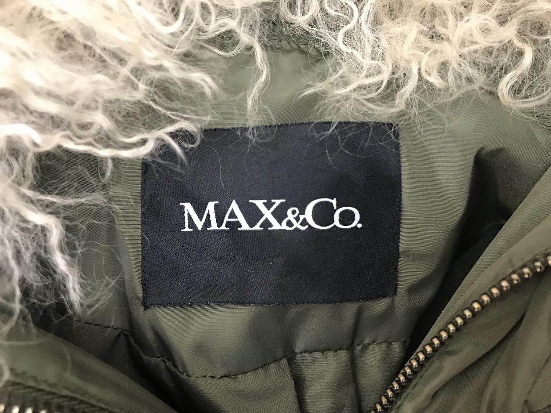 MAX&Co.(マックス&コー)、魅力的なダウンコートが入荷!!