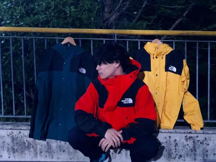 【THE NORTH FACE/ザ ノースフェイス】三色のマウンテンジャケット。あなたのお好みは?
