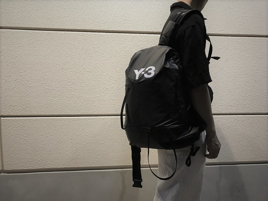 【Y-3/ワイスリー】19SS!!Bungee Backpack入荷!!