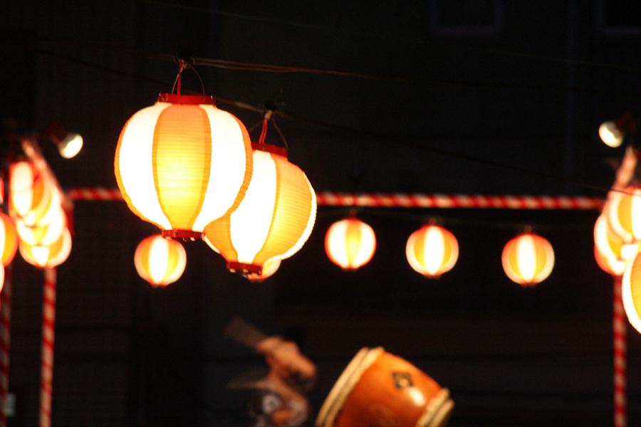多摩センターお祭り速報♪【落合盆踊り大会】【多摩センター夏祭り】