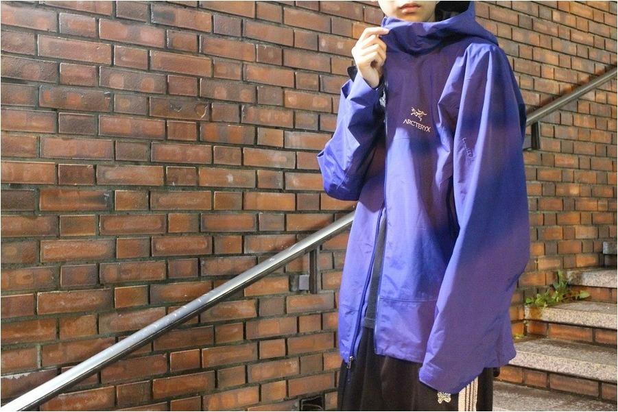 【ARCTERYX/アークテリクス】ゴアテックスマウンテンパーカーの名作!!ベータSLジャケットあります!!