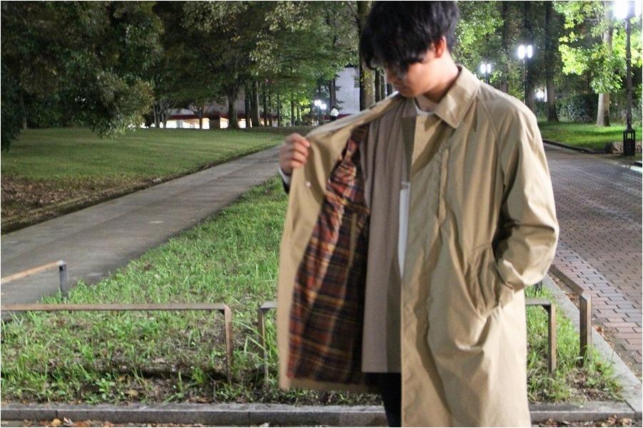 【THE NORTH FACE PURPLELABEL/ザ ノースフェイス パープルレーベル】これからの季節に最適なコート!!
