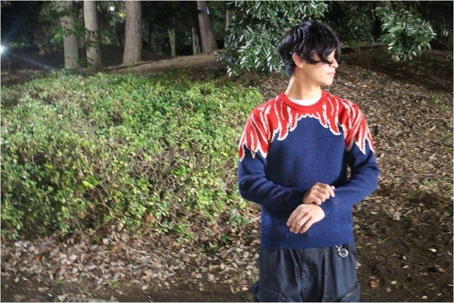 ウィング柄!!【TENDERLOIN/テンダーロイン】のT-SWEATER WING入荷!!