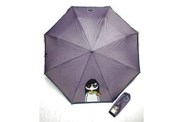 「傘のレインブーツ 」