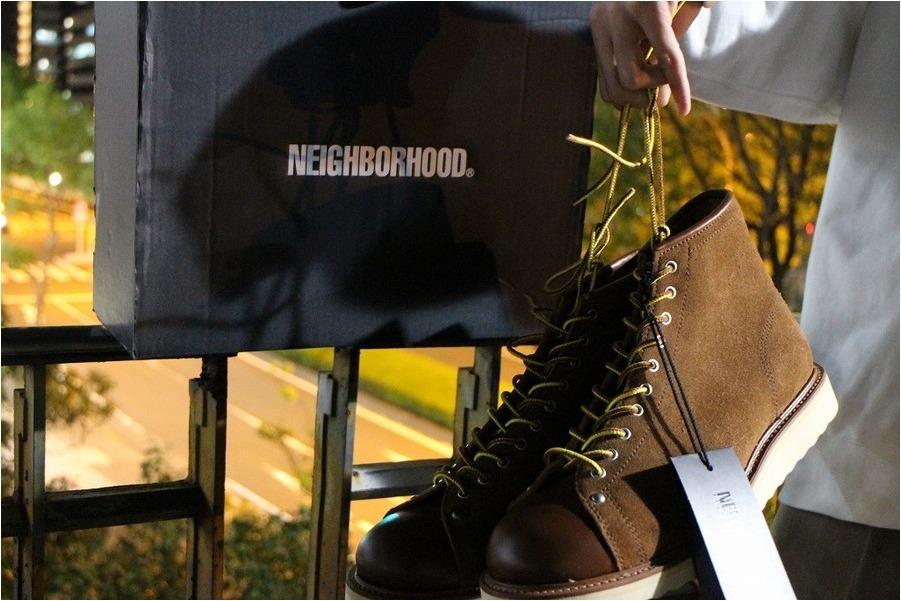 「ストリートブランドのNEIGHBORHOOD 」