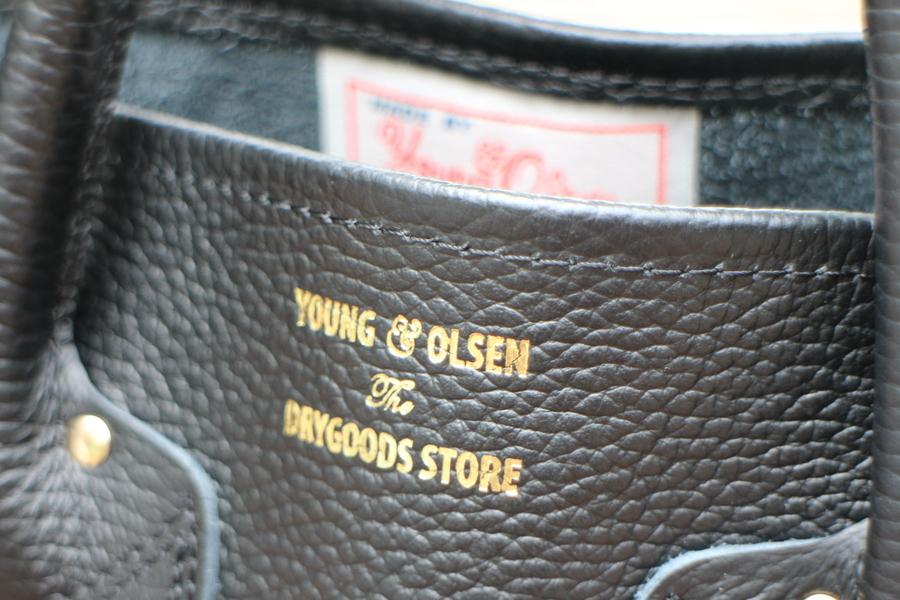「ドメスティックブランドのYOUNG & OLSEN TheDRYGOODS STORE 」