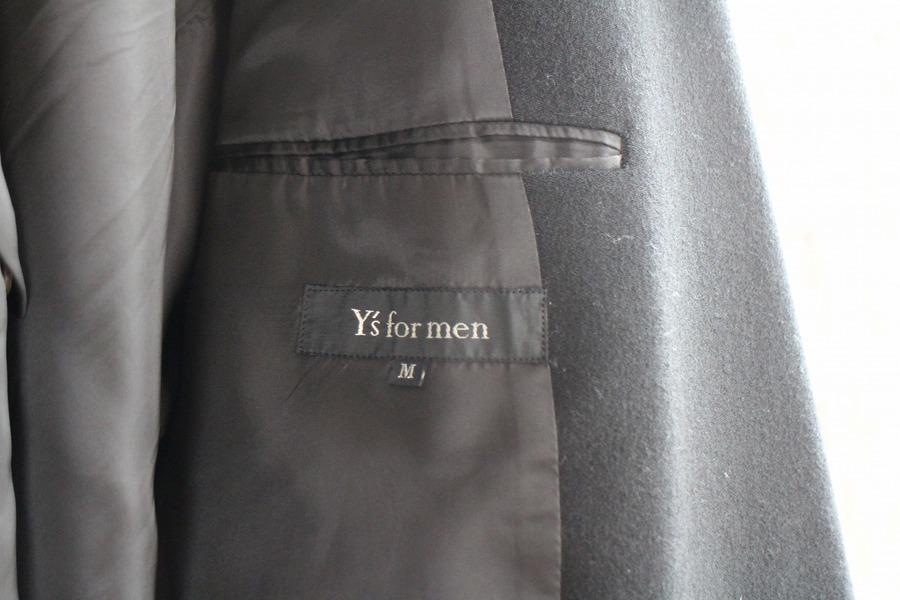 「ドメスティックブランドのY's for men 」