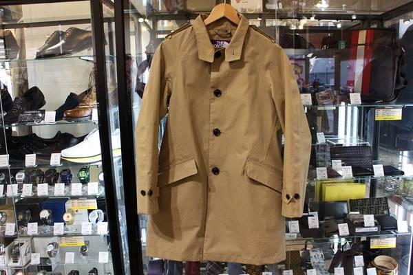 パーカーのコート