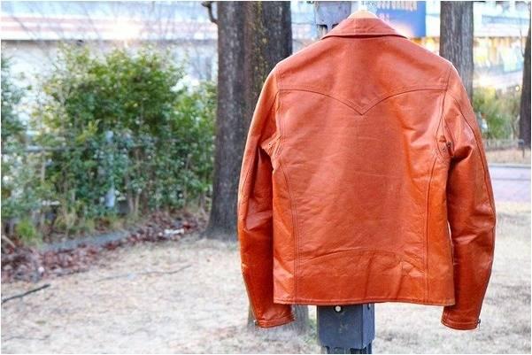 ルードギャラリーのレザージャケット