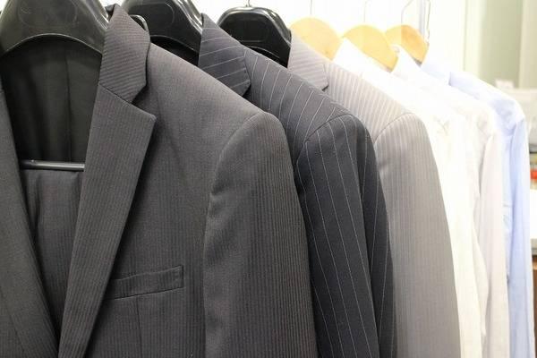 スーツ 買取のスーツ 古着