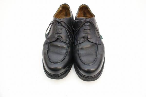ビジネスシューズの革靴