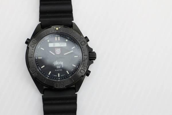 腕時計のルミノックス