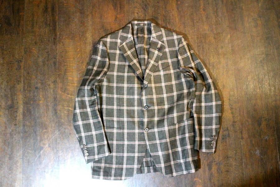 スーツのジャケット