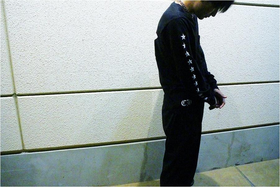 クロムハーツのアソートリミテッド総柄Tシャツ