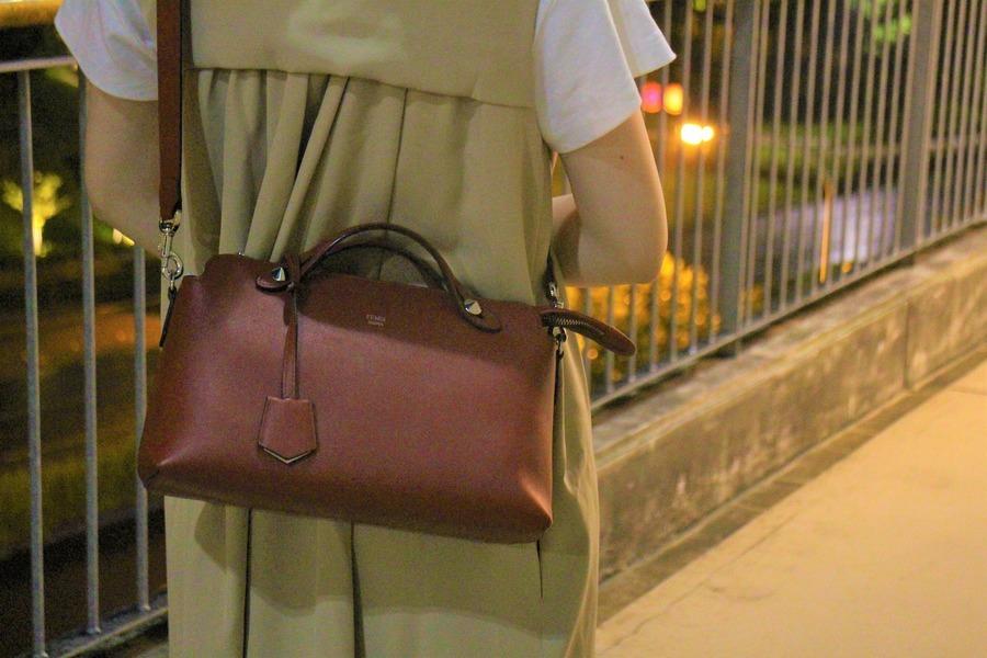 フェンディの2WAYバッグ