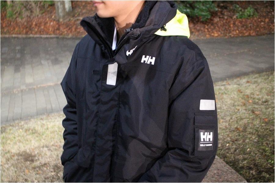 ヘリー ハンセンのジャケット