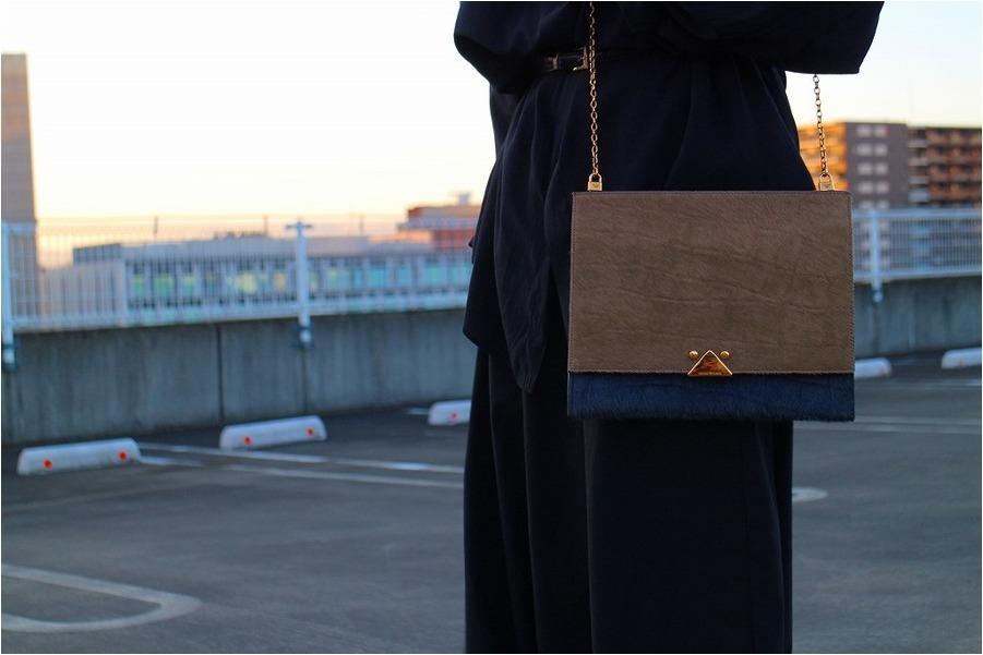 古着買取のバッグ